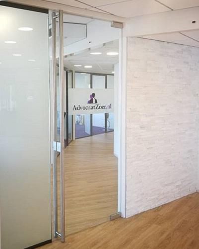 kantoor ingang facebook omslag